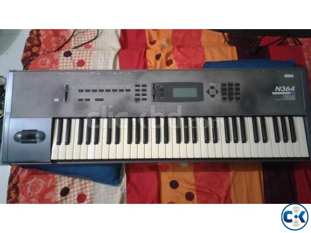 Korg N364 contact 01716124691 | ClickBD large image 0