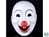 Trendy Halloween Clown Mask For Men