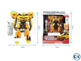 Shoucang Convertible Into Car And Robot yellow