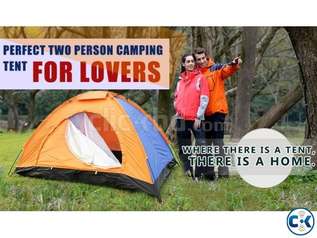 Automatic 2man Anti Mosquitoes Tent Picnic Camp Hi-quality | ClickBD large image 0