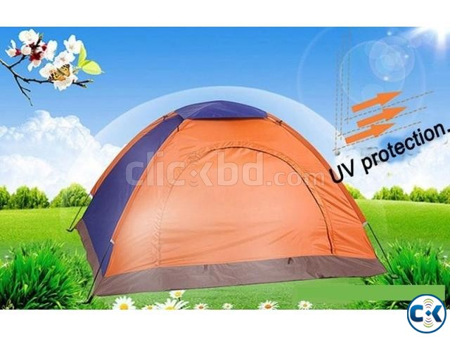 Automatic 2man Anti Mosquitoes Tent Picnic Camp Hi-quality | ClickBD large image 2