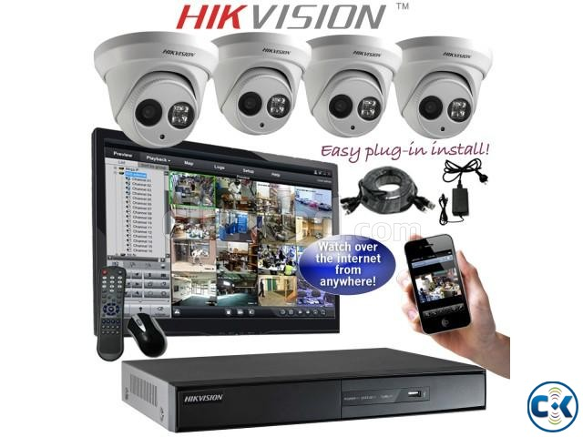 CCTV Camera service in Gazipur | ClickBD large image 4