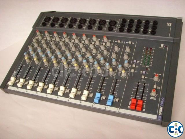 12 chanel sound craft mixer | ClickBD large image 0