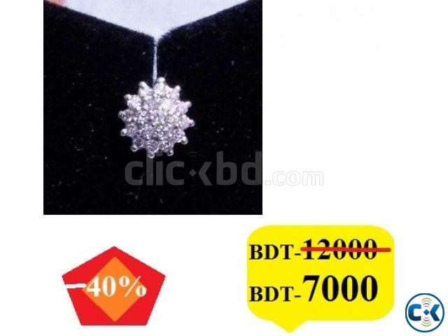 Diamond nose pin | ClickBD large image 0