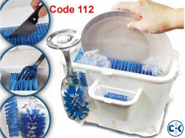 Manual Easy Dish Washer   ClickBD large image 0