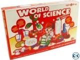 World Scientific Toy Set