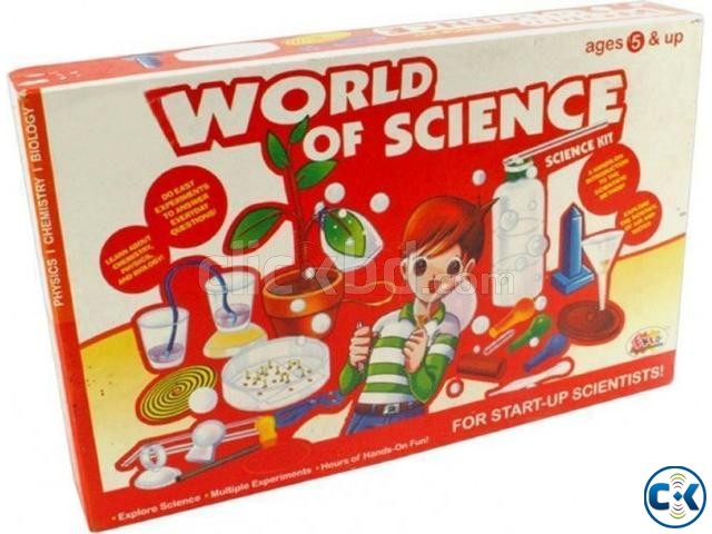World Scientific Toy Set | ClickBD large image 0