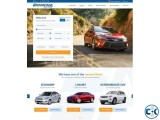 Car Show Room Rental Website