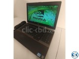 Dell Gaming Laptop Intel Core i7 3.4 Turbo Nvidia