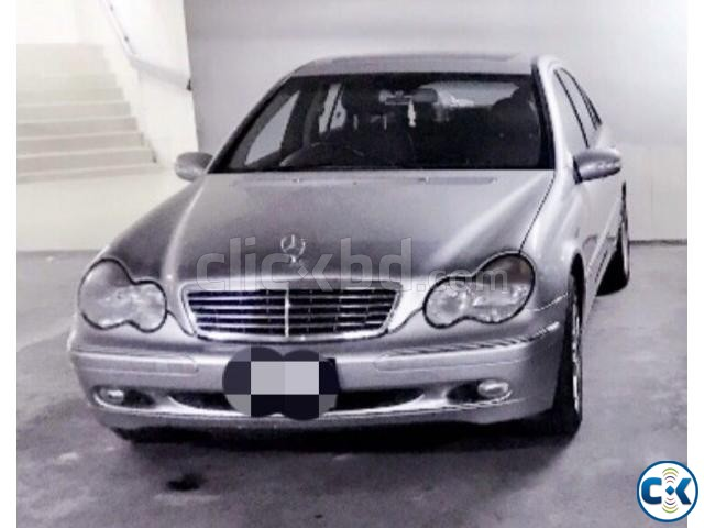 Marcedes Benz c 200 | ClickBD large image 0