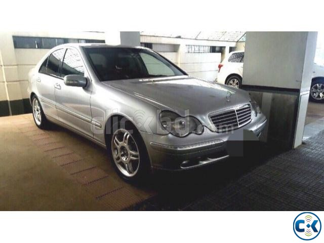 Marcedes Benz c 200 | ClickBD large image 1