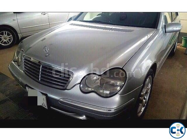 Marcedes Benz c 200 | ClickBD large image 4