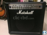 Marshall Mg50 Cfx Approx 7-8 months used