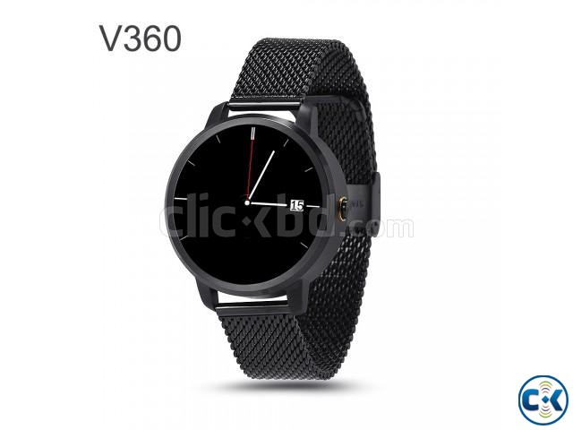 V360 Bluetooth Watch Water-proof intact Box | ClickBD large image 2