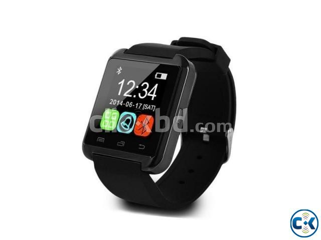 Smart Watch Popular Collection Selfi Stick Free  | ClickBD large image 3