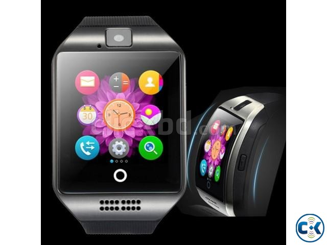 Original Q18s Sim supported Smart Watch Sim Gear intact Bo | ClickBD large image 1