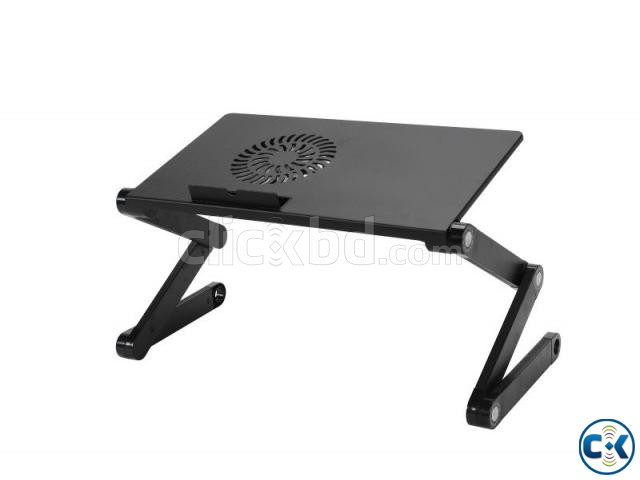 Laptop Table T9 USB Cooling fan | ClickBD large image 0