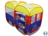 Children Kids Play Bus Tent-