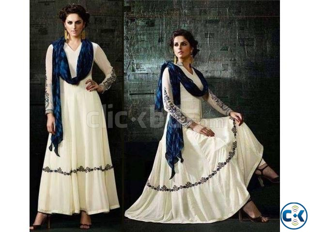 Indian Designer Embroidery Dress BNK 675422102  | ClickBD large image 0