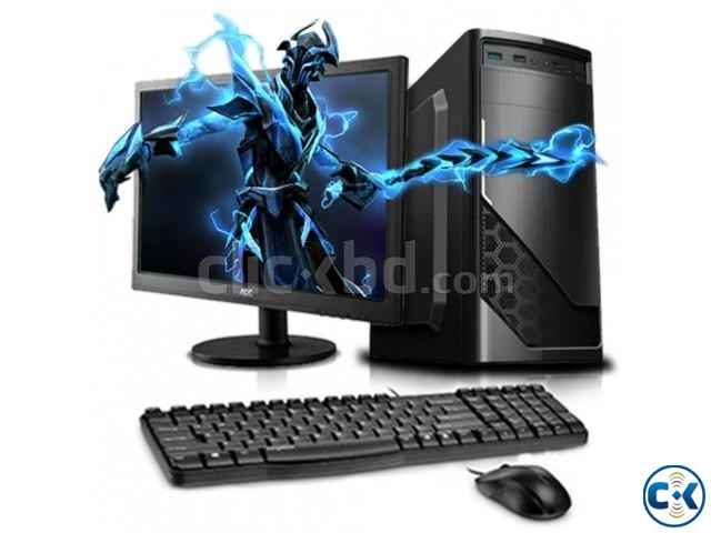 GAMING CORE i5 7TH GEN 1000GB 8GB PC | ClickBD large image 1
