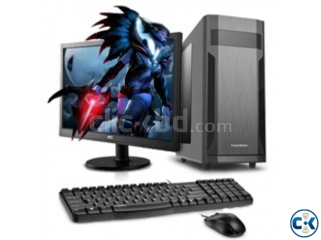 GAMING CORE i5 3.2G 1000GB 4GB 17 LED | ClickBD large image 4