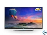 Sony Bravia X8000D Android 4K Ultra HD 43 Wi-Fi Television