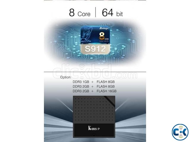 KM8P Octacore android tv box kodi loaded | ClickBD large image 4