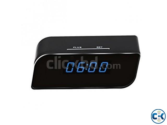 Wifi Digital Clock Camera FULL HD | ClickBD large image 1