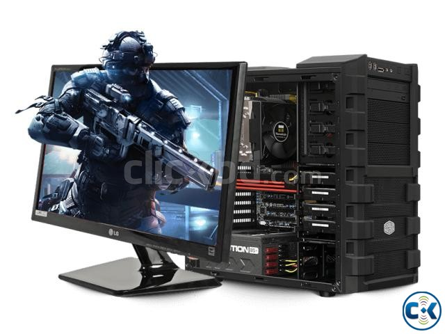 Office PC Home PC Best gaming Pc | ClickBD large image 1