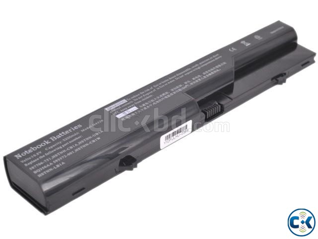 Replacement For HP-Compaq 620 Battery 6 Cells  | ClickBD large image 0