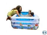 Inflatable Baby Swimming Pool price 3990 tk Product Descript