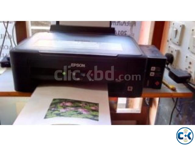 Epson L360 printer   ClickBD large image 0