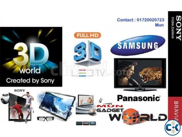 SONY BRAVIA SAMSUNG ALL MODELS AT LOWEST PRICE 01720020723 | ClickBD large image 0