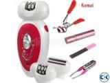 5 in 1 Kemei KM-2789 Lady Care Kit