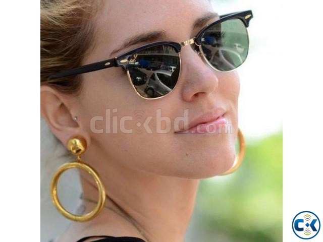 Black Shades Sunglasses for Women | ClickBD large image 0