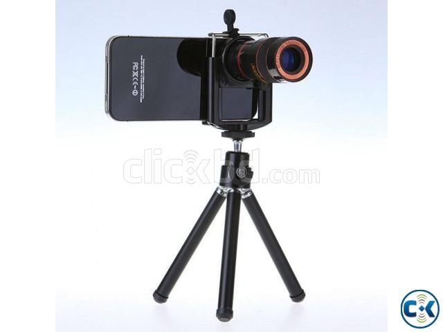 8x zoom universal telescope mobile lens clickbd