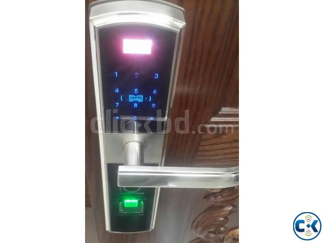 Digital Fingerprint Door Lock | ClickBD large image 1