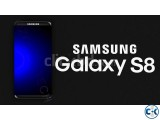 Brand New Samsung Galaxy S8 64GB Sealed Pack 1 Year Warrant