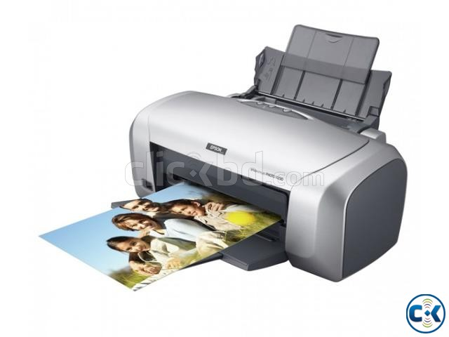 EPSON R-230 Printer With Total Sublimation Printing Solution | ClickBD large image 2