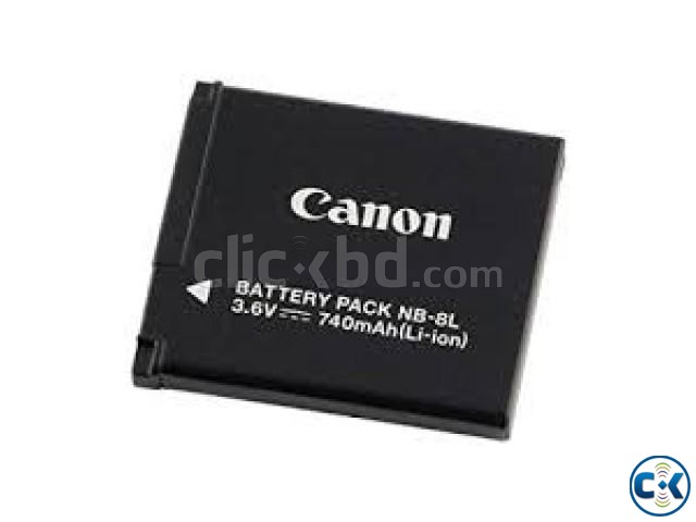 Canon Camera Battery Price in Bangladesh Canon NB-8L Recha | ClickBD large image 0