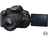 Canon Digital SLR Camera EOS 700D
