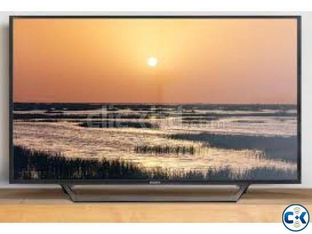 Sony Barvia W650D 48 Inch 1080p Wi-Fi Smart LED Television   ClickBD large image 0