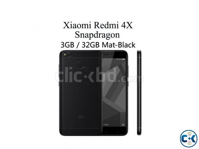 Xiaomi Redmi 4X 3 32GB Global 2 Year Warranty. | ClickBD large image 0