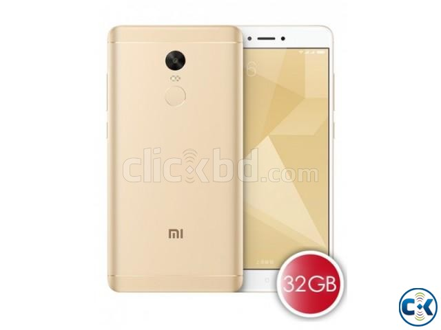 Xiaomi Redmi Note 4X 32GB ROM 3GB RAM Brand New Intact  | ClickBD large image 2