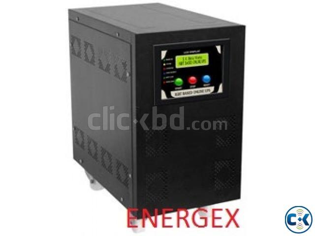 Energex Pure Sine Wave UPS IPS 2000VA 5yrs WARRENTY with Bat | ClickBD large image 0