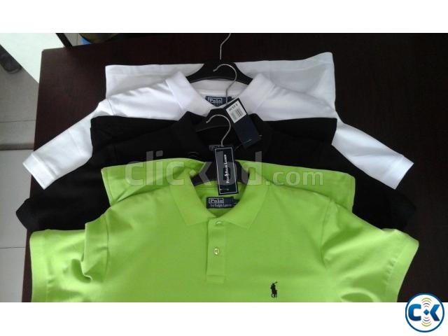 men s polo t-shirt | ClickBD large image 2