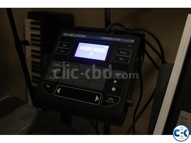 TC Helicon Voicelive Touch 2 Voice processor | ClickBD large image 0
