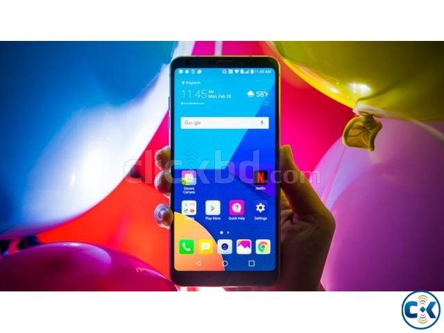 Brand New LG G6 64GB Sealed Pack With 1 Yr Warranty | ClickBD large image 1