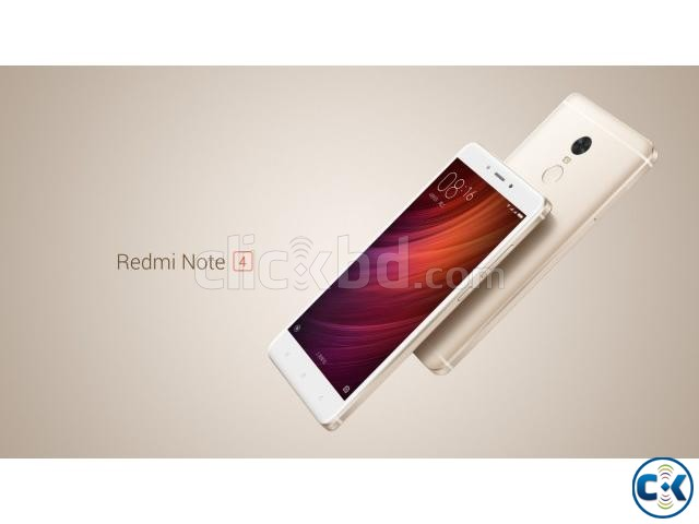 Brand New Xiaomi Note 4 64GB Sealed Pack With 1 Yr Warrnty | ClickBD large image 0