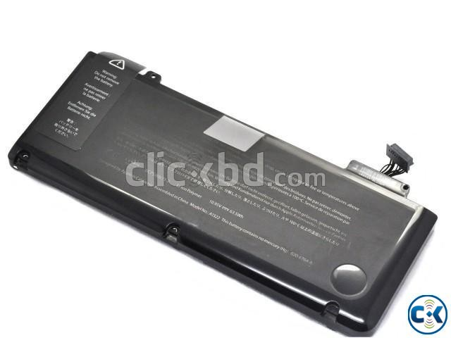 Original Macbook Pro 13 A1278 2009 2010 2011 Battery | ClickBD large image 0